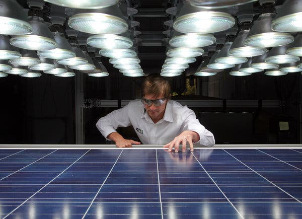 Is solar panel efficiency important?
