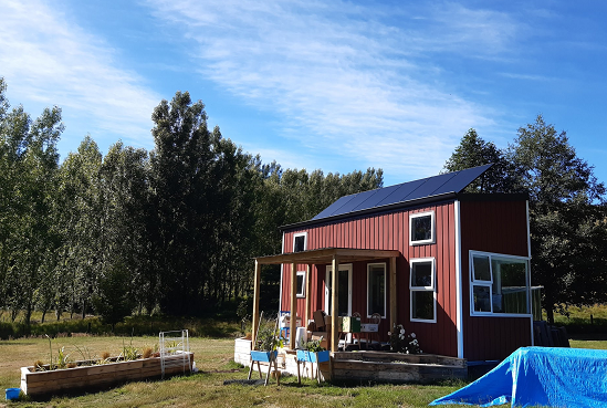 Off-grid Solar Tiny Homes